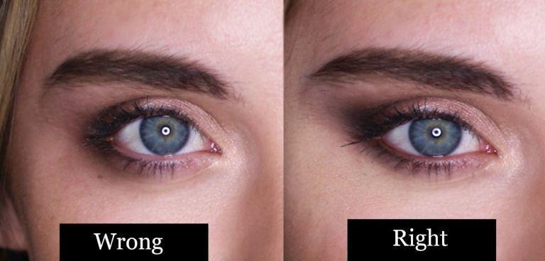 12 Reasons Your Eyeshadow Looks Bad Beauty Homepage Cosmopolitan Middle East