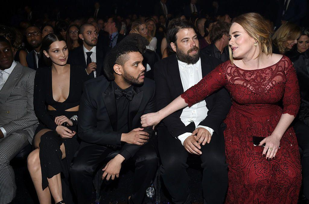 Adele is married