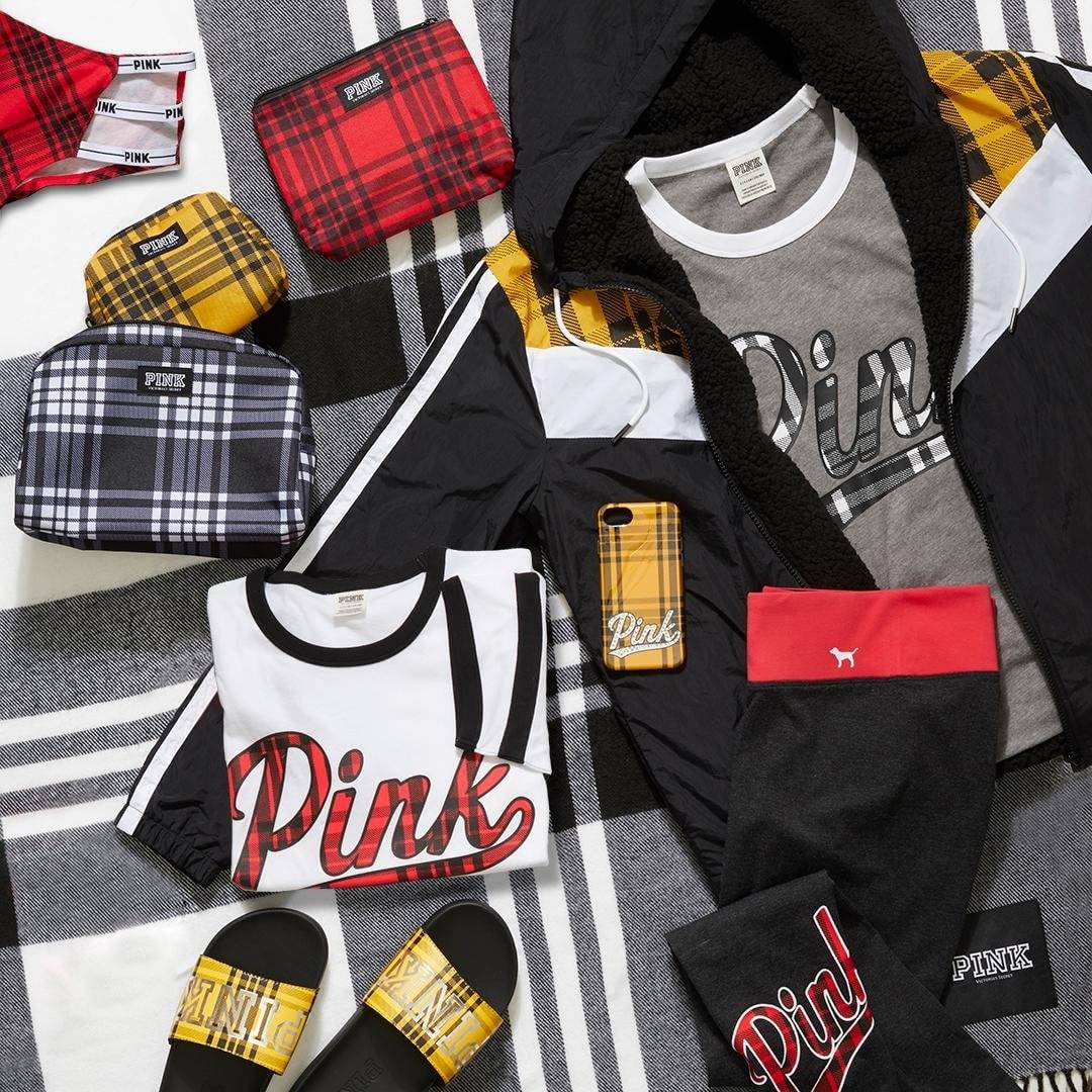 Victoria's Secret - Back to Campus Collection