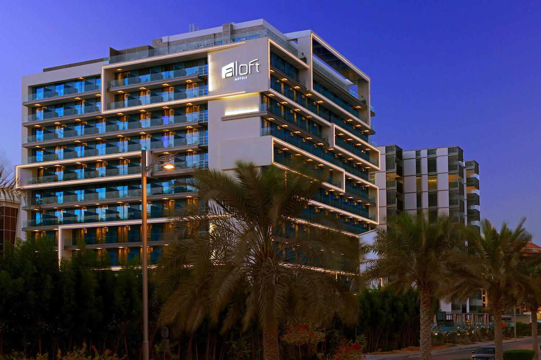 Aloft Hotel The Palm Jumeirah, Dubai