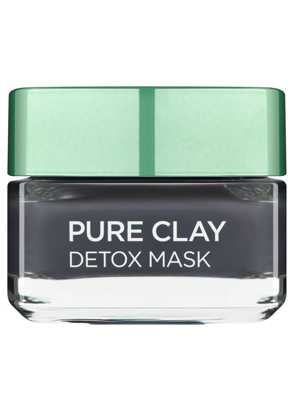 Skin Care - Loreal Pure Clay Detox Mask