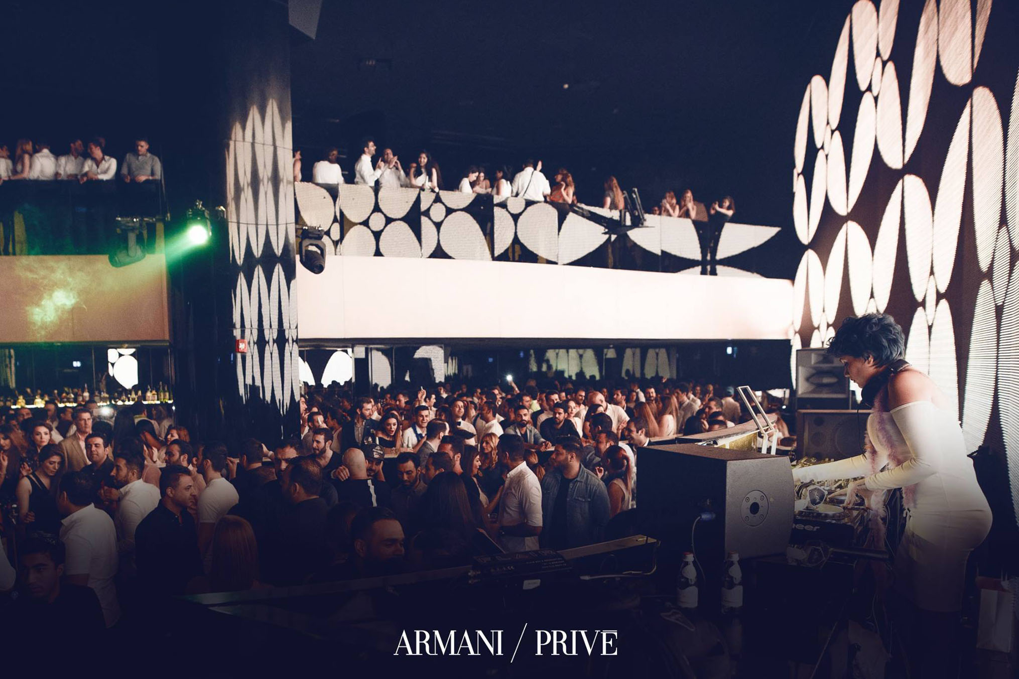 Dubai-Ladies Night-Armani Prive