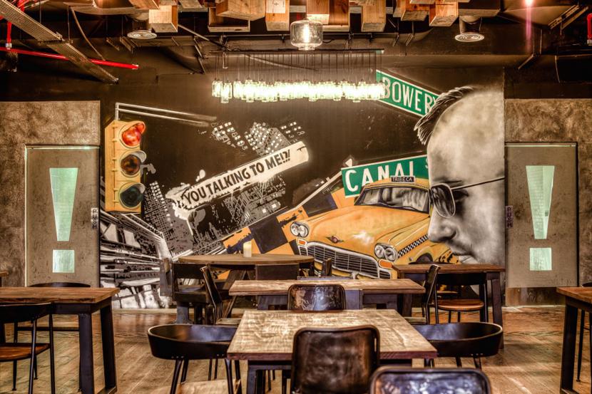 Dubai-Ladies Night-Tribeca Kitchen Bar