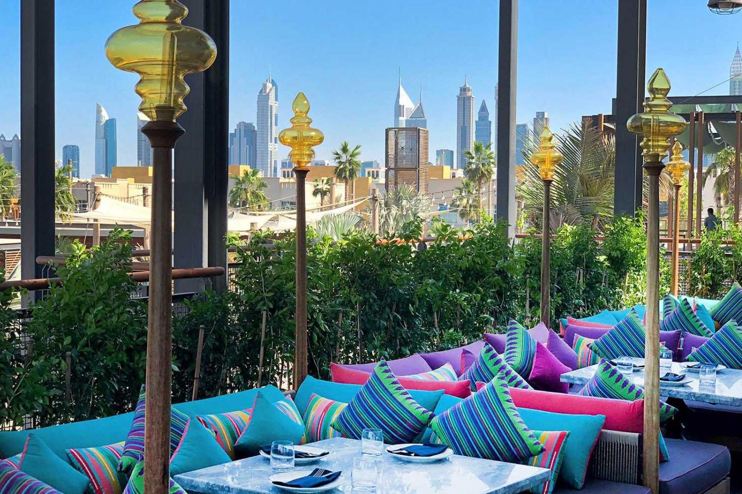 Dubai-Ladies Night-Masti