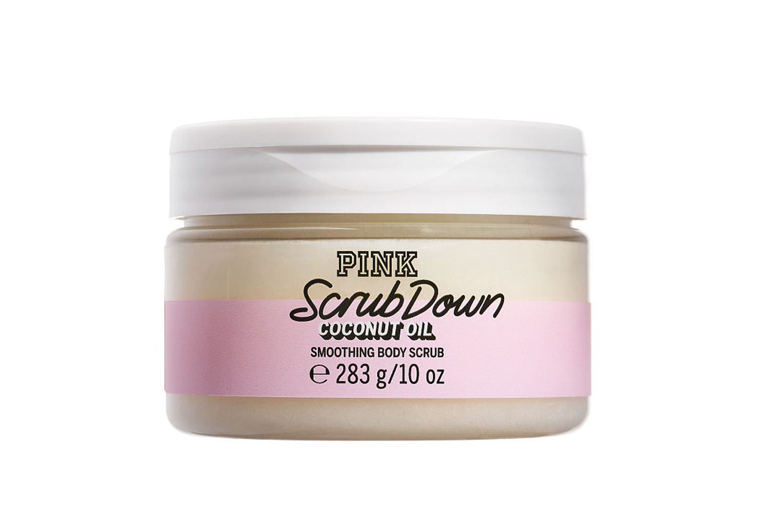 VS Pink - PINK Coconut Scrub Down Coconut Oil