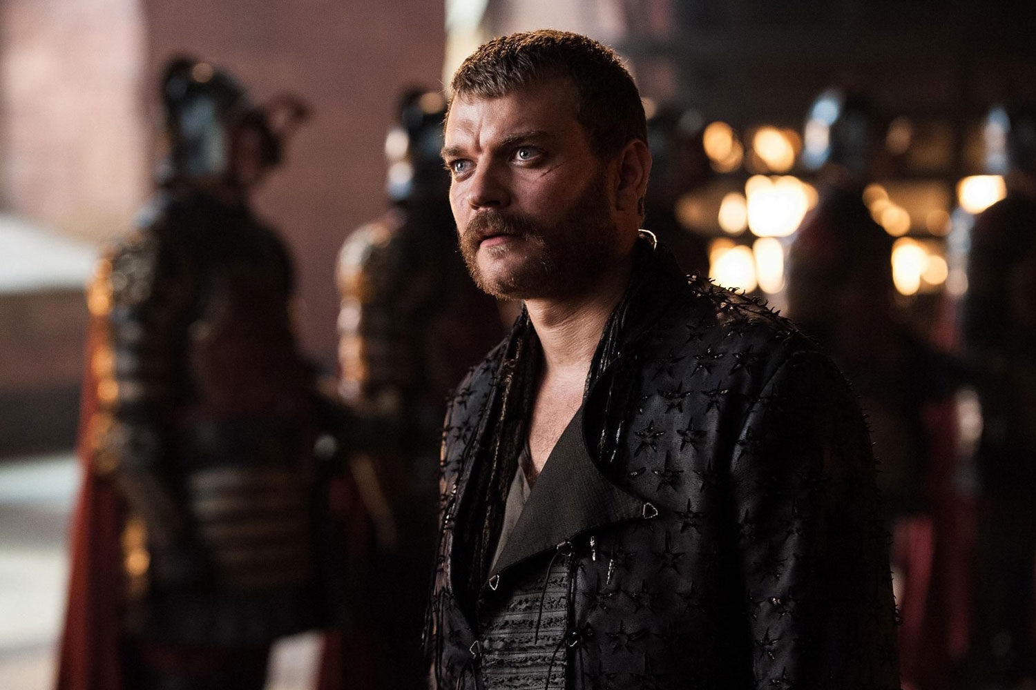 Euron from Game of Thrones