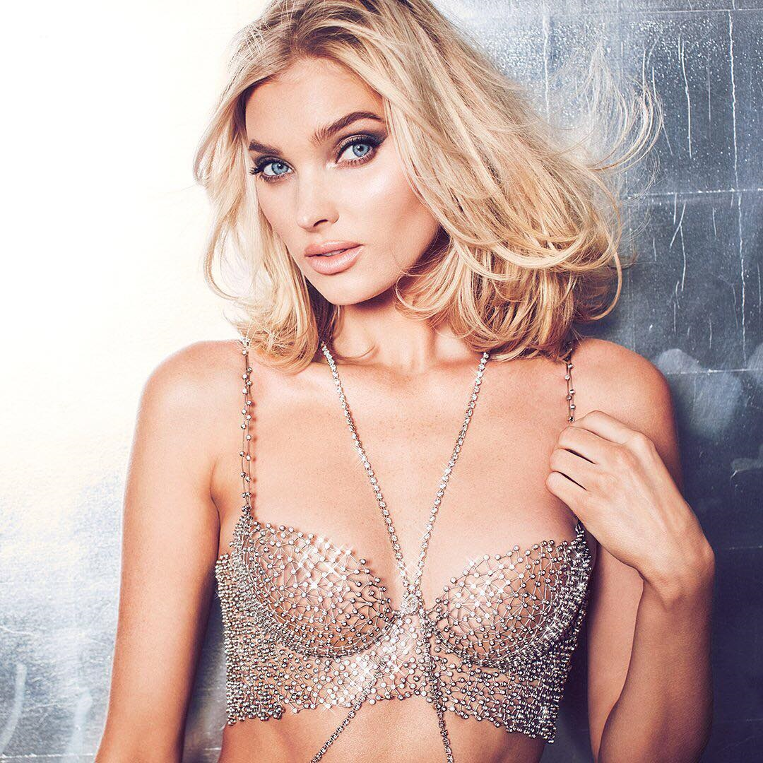 Victorias Secret Wonder Bra - Elsa Hosk