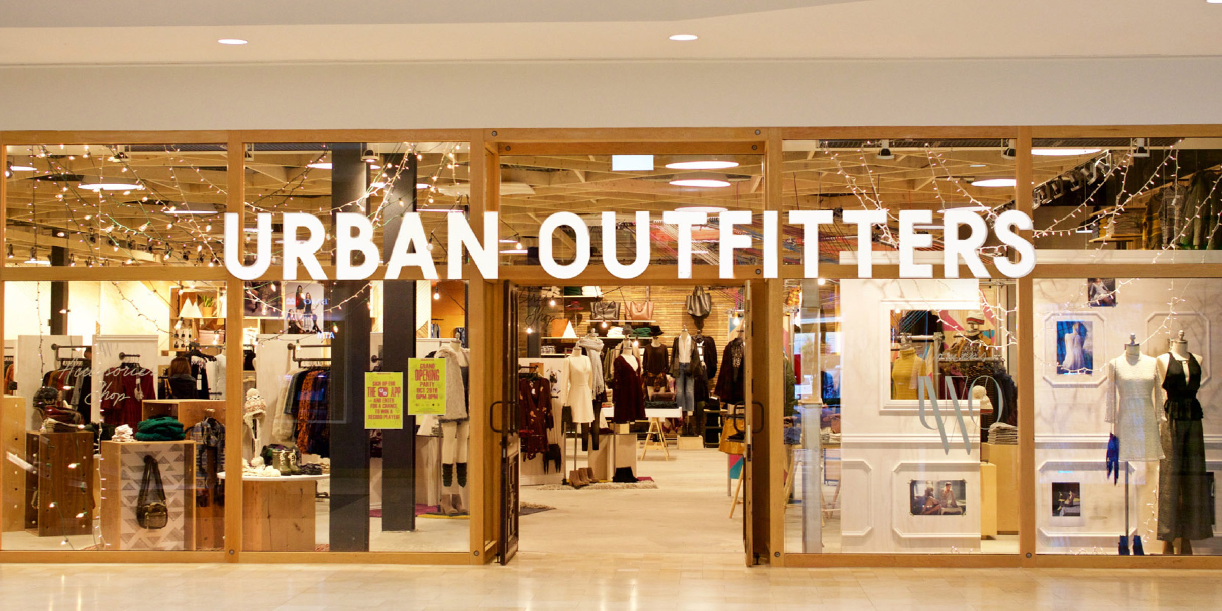 Urban Outfitters owner scraps policy that allegedly led to racial profiling of shoppers