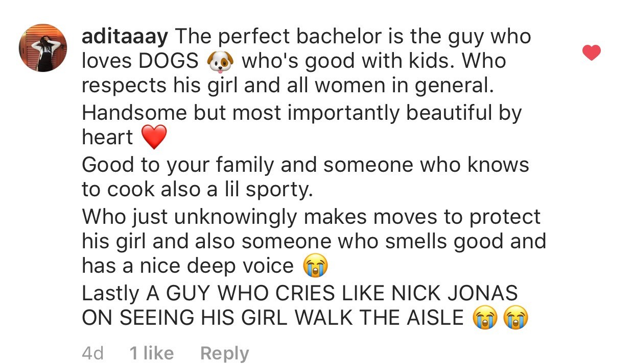 The Perfect Bachelor