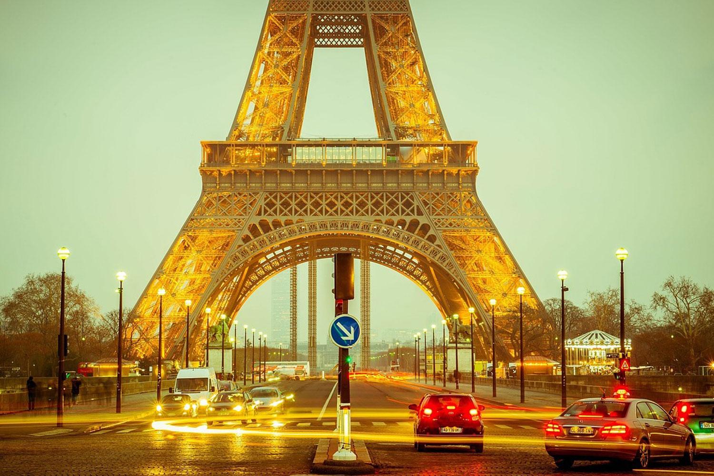 Travel-Paris-France