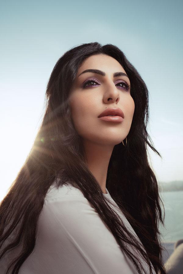 Dana Al Tuwarish - Cosmo March Cover Star