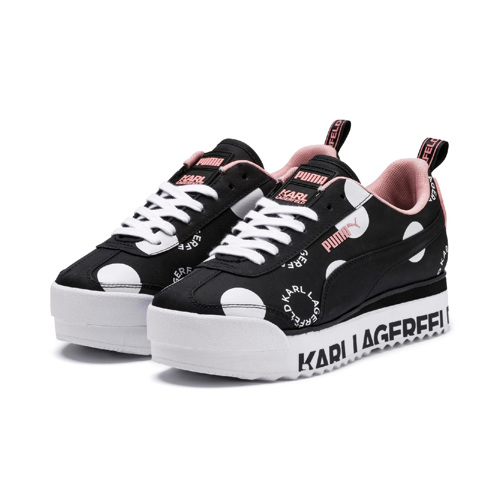We Need This Chic Puma x Karl Lagerfeld