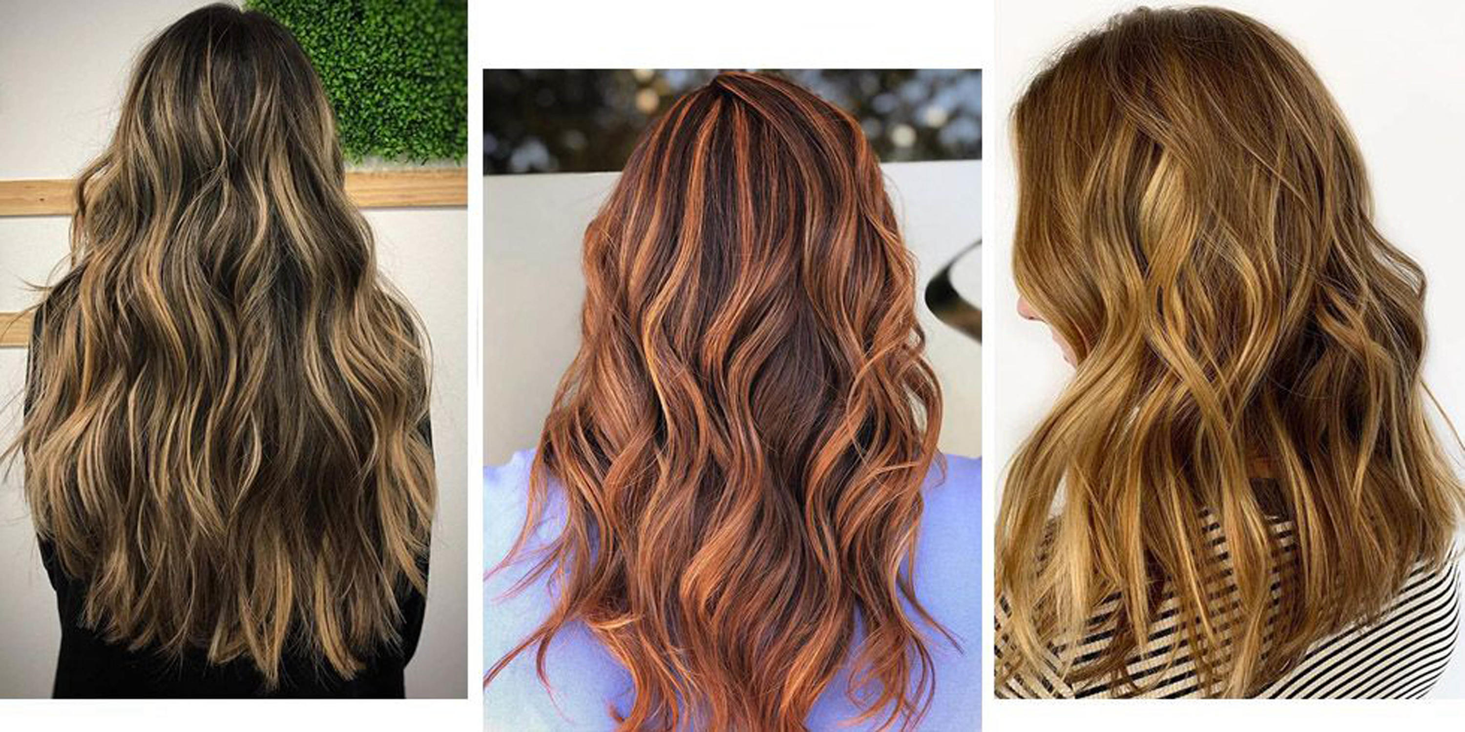 Chunky Highlights All The Inspo You Need To Nail The 90s Hair Colour Trend Beauty Cosmopolitan Middle East