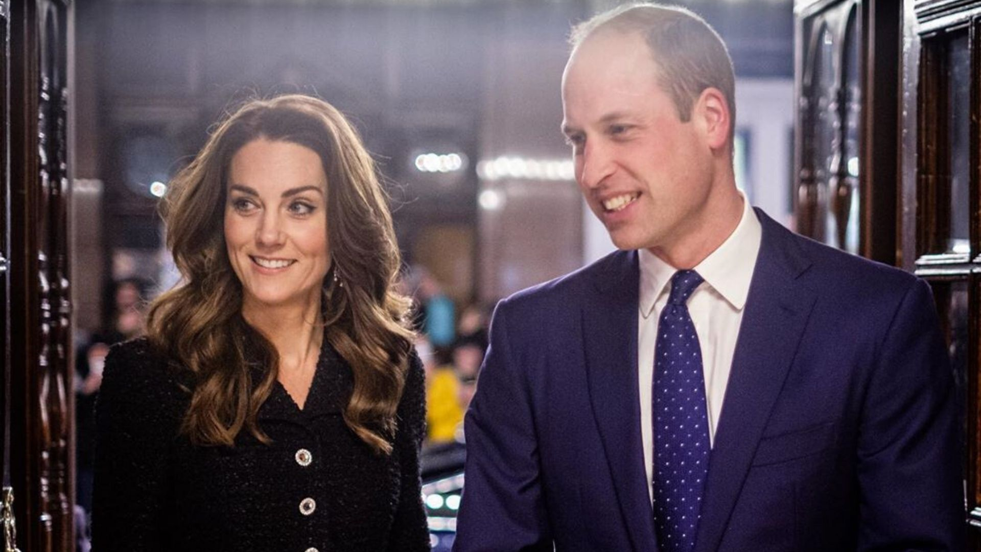 Kate Middleton and Prince William personally call the NHS to say thank you