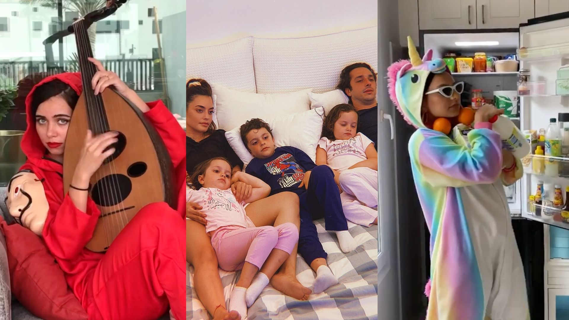 This is what your fave regional celebs and influencers have been up to in quarantine