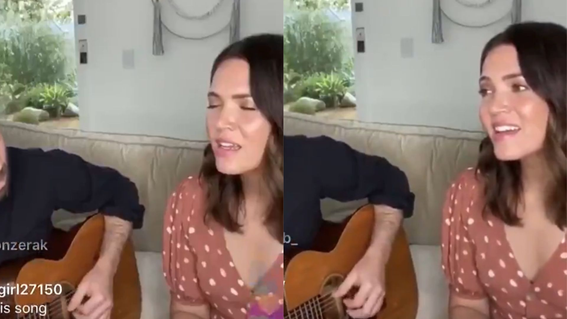 Mandy Moore just sang Only Hope for the first time in almost twenty years