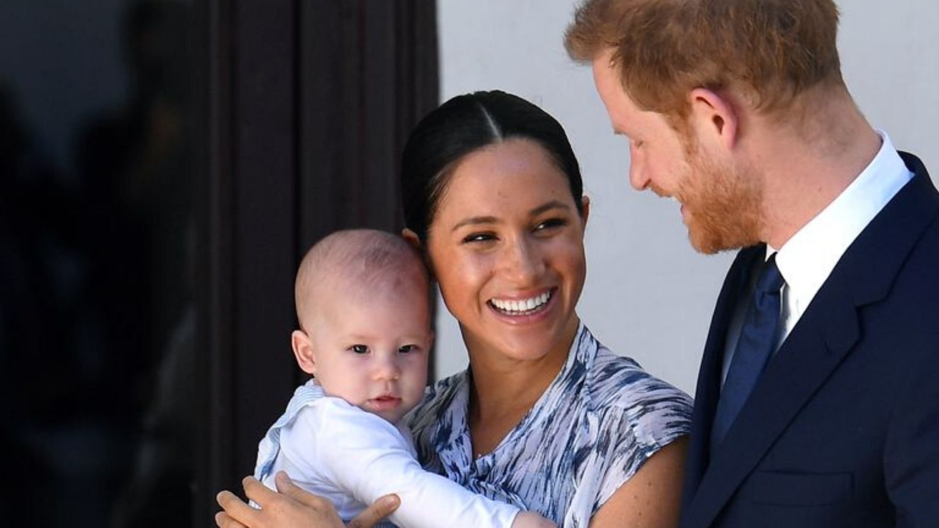 The sweet meaning behind the name of Prince Harry and Meghan Markle's new charity