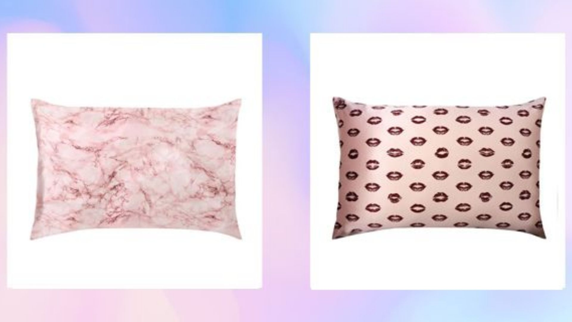 Why a silk pillowcase might give you clearer skin and better hair