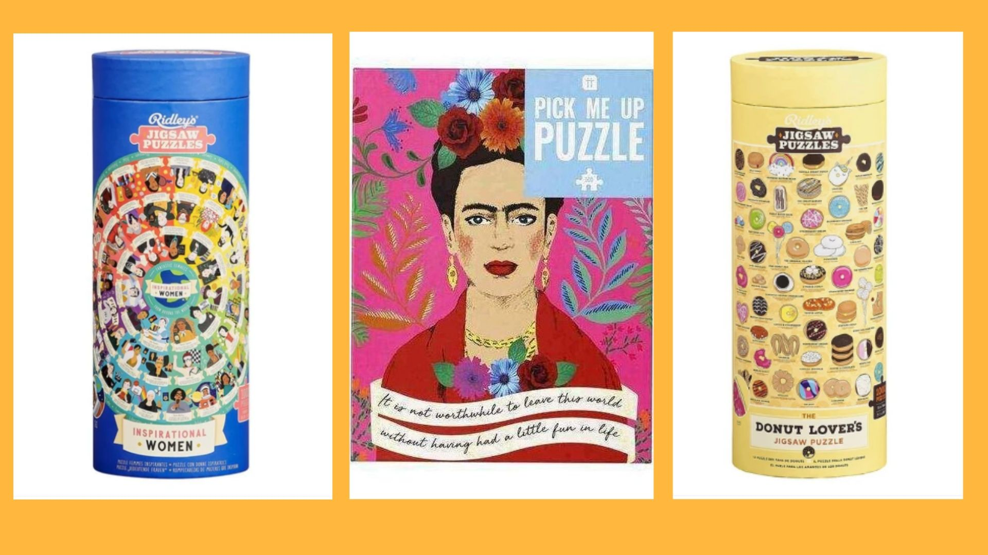 9 of the best adult jigsaw puzzles that will be delivered straight to your door