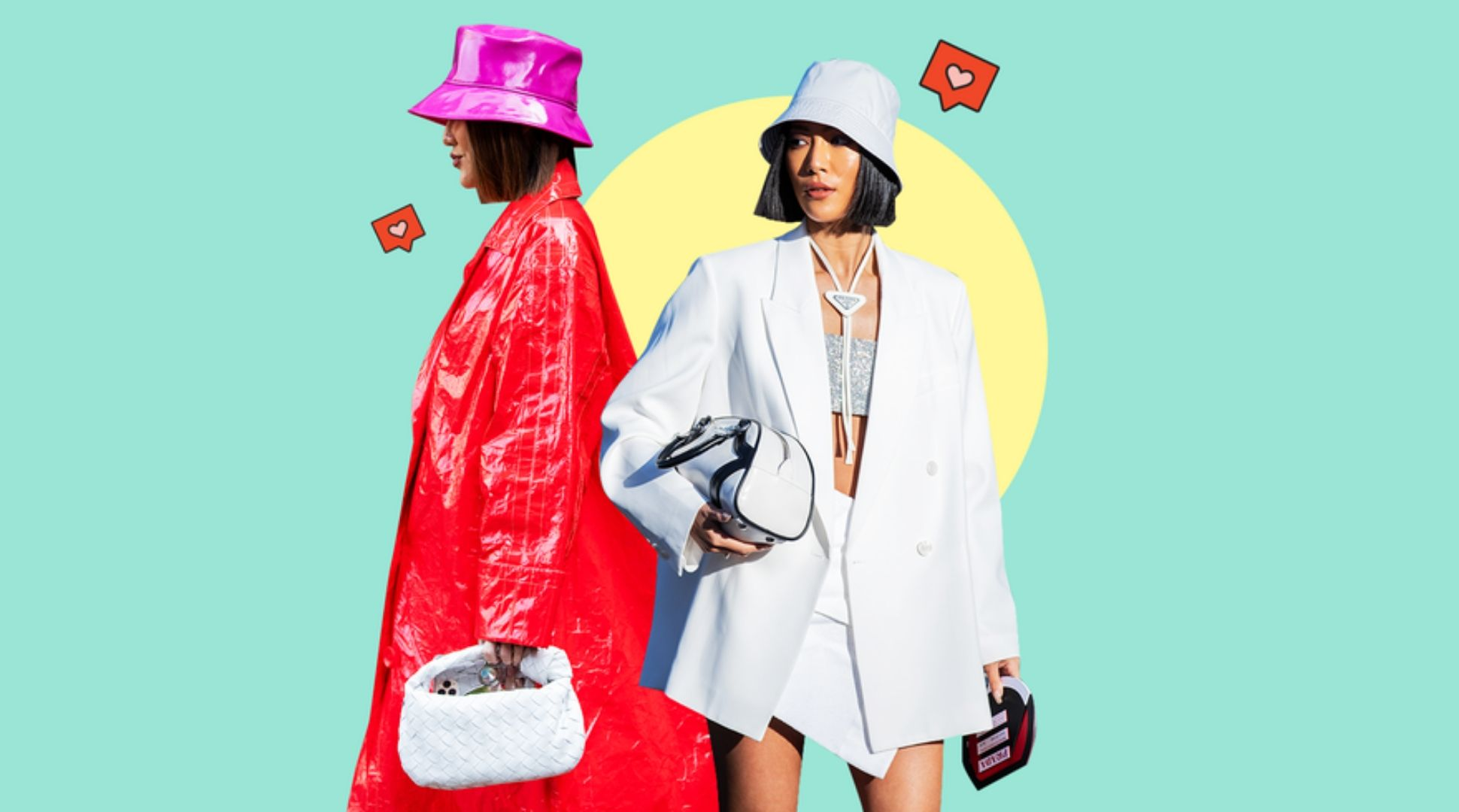 If You Re Not Into The Cute Bucket Hat Trend You Re Not Paying Attention Cosmopolitan United States