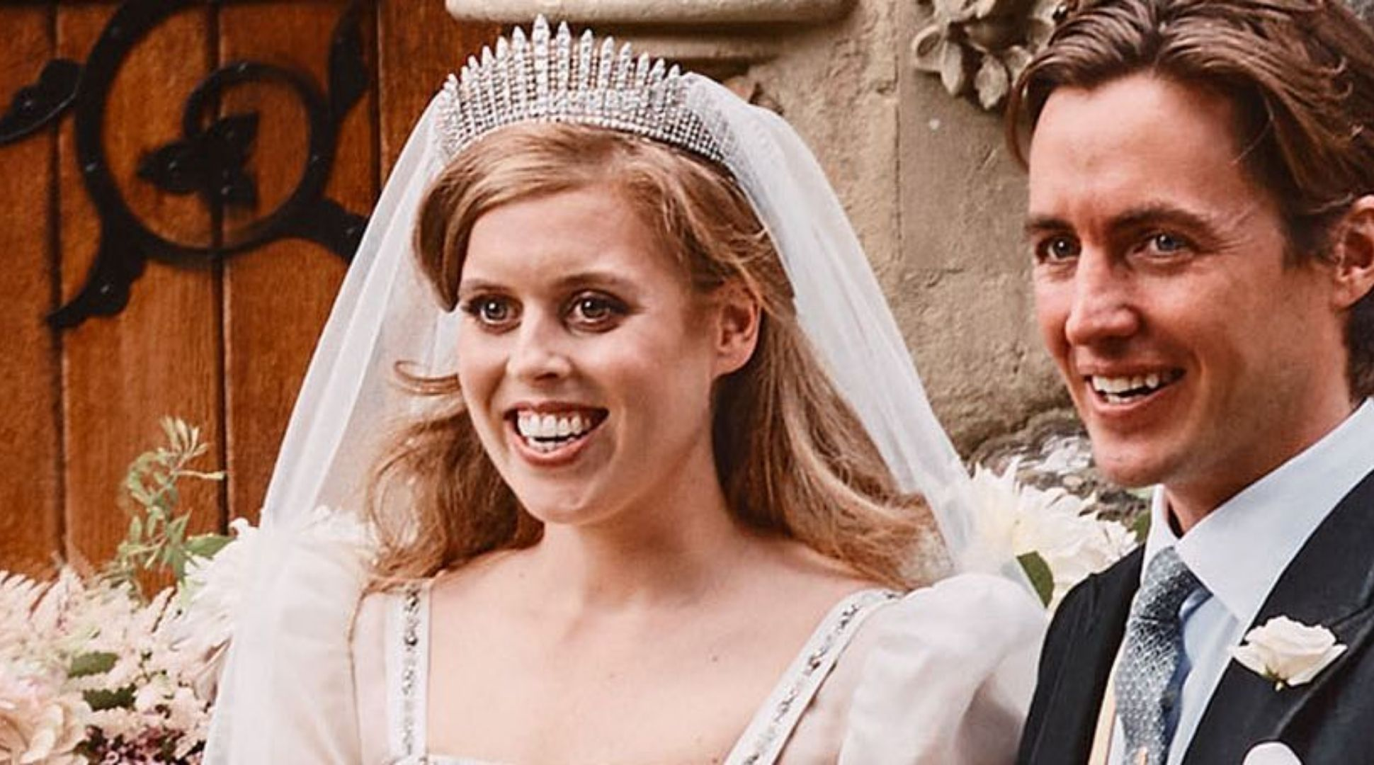 Princess Beatrice Wedding Dress Every Picture Released So Far