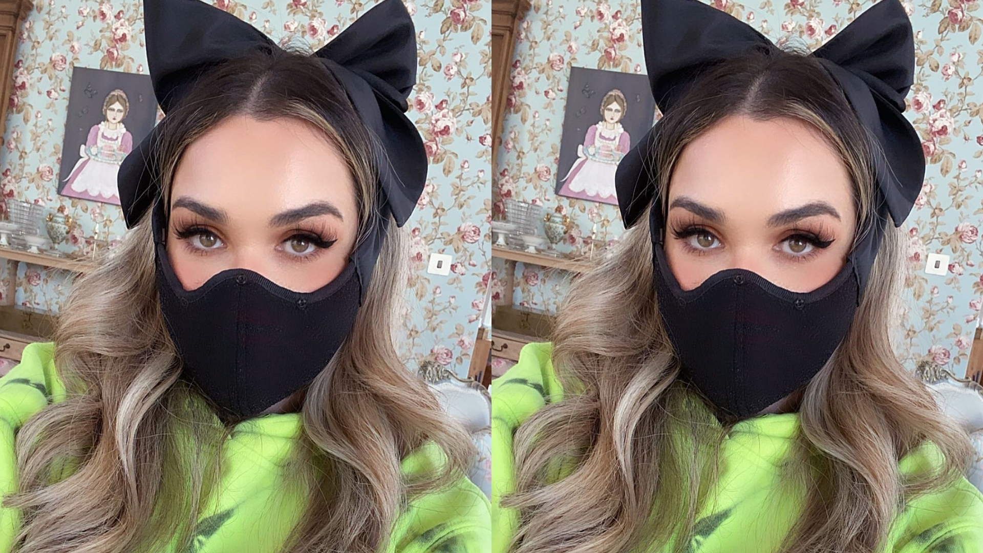 Yes, these are the cutest face masks you'll ever see, and