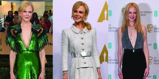 Enjoy Nicole Kidman's Best Awards Season Looks