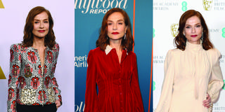 Check Out Isabelle Huppert's Most Striking Awards Season Looks