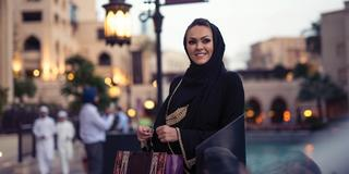 Three Ways To Celebrate Emirati Women's Day