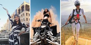 17 Stunning Insta Pics Of Celebs On Vacay In Dubai