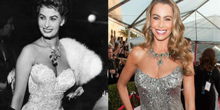21 Celebrities And Their Vintage Doppelgangers