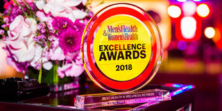 All The Highlights From The Men's Health & Women's Health Excellence Awards 2018