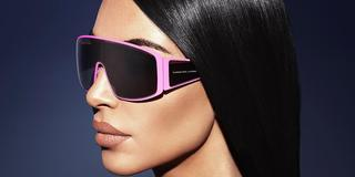 Uh Oh, Kim Kardashian Is Under Fire For Allegedly Ripping Off Sunglasses By Emilio Pucci