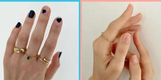 17 Engagement nail designs and ideas for showing off your ring