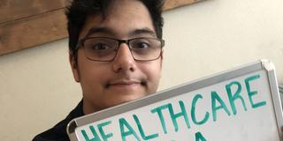 An Arab in America: What this youth clinic volunteer wants you to know about the healthcare system