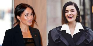 Errr, appaz Meghan Markle and Lucy Hale starred in a TV show pilot together