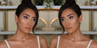 All the products you need to achieve Sadaf's *gorg* bronzey lilac look