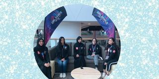 We're obsessed with this all-female MENA gaming team