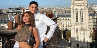 Inside Kylie Jenner's Parisian getaway with her Palestinian beau Fai Khadra