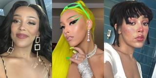 8 times Doja Cat's make-up looks made us want to be e-girls