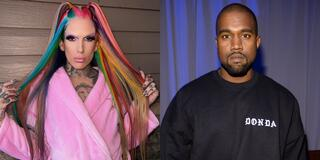 The internet is convinced that Jeffree Star and Kanye West are an item