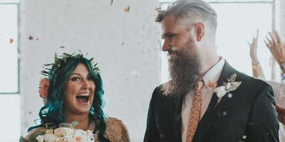 This Once-Paralyzed Woman Walked and Danced at Her Wedding. Here's What She Wants You to Know.