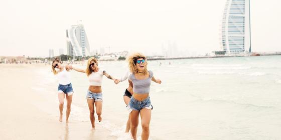 16 Types Of Friends You Meet in Dubai