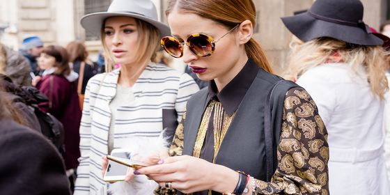 Fashion Instagram Accounts You HAVE To Follow this Fashion Month