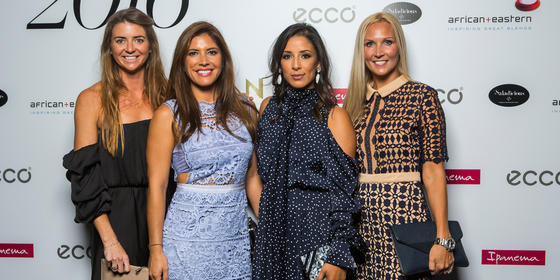 Everything That Went Down at the Cosmo Awards...