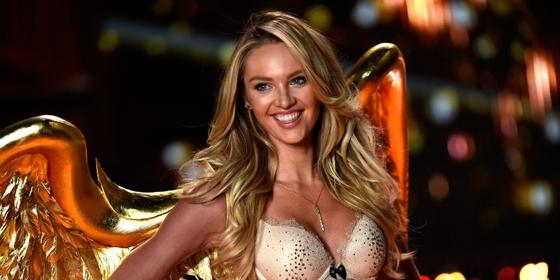 Candice Swanepoel Welcomes Her First Child