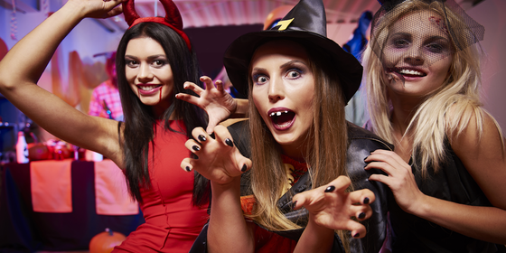 The 7 UAE Halloween Nights You MUST Go To