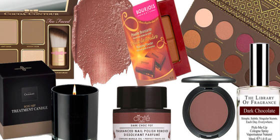 The 10 Chocolate Beauty Products You Need in Your Life