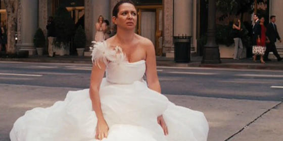 15 Horrifying Things Brides Have Been Told While Wedding Dress Shopping