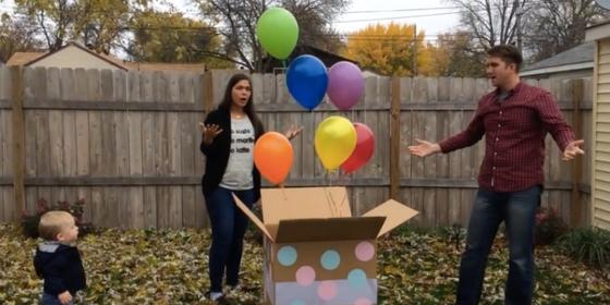 This Baby Gender Reveal Went Totally Wrong and Instantly Ruined the Trend Forever